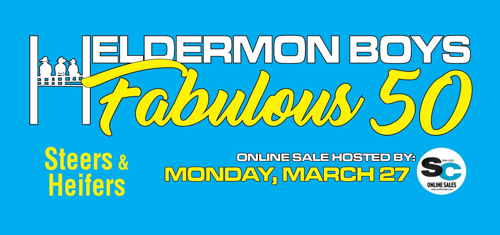 Heldermon Boys Fabulous 50